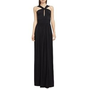 BCBGMaxAzria Carly Dress Maxi Gown NWT   S